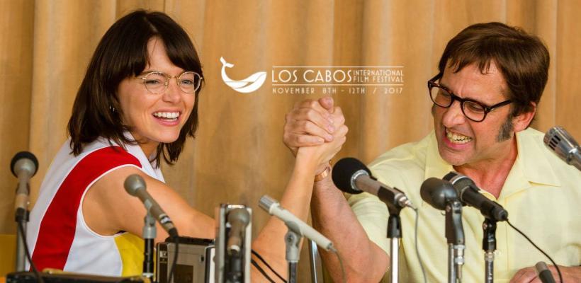 La Batalla de los Sexos inaugura Los Cabos International Film Festival 2017