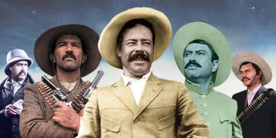 Por los bigotes de la Revolución: Pancho Villa en el cine