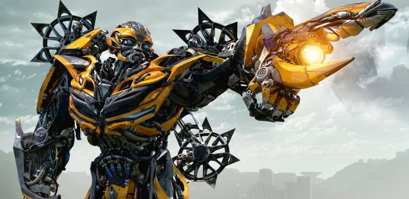 Bumblebee: La Película da a conocer su logo oficial