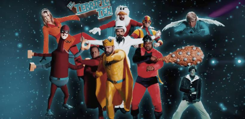 J.J. Abrams dirige el tráiler de un cómic de superhéroes protagonizado por Ben Affleck, Jennifer Aniston y Zach Galifianakis