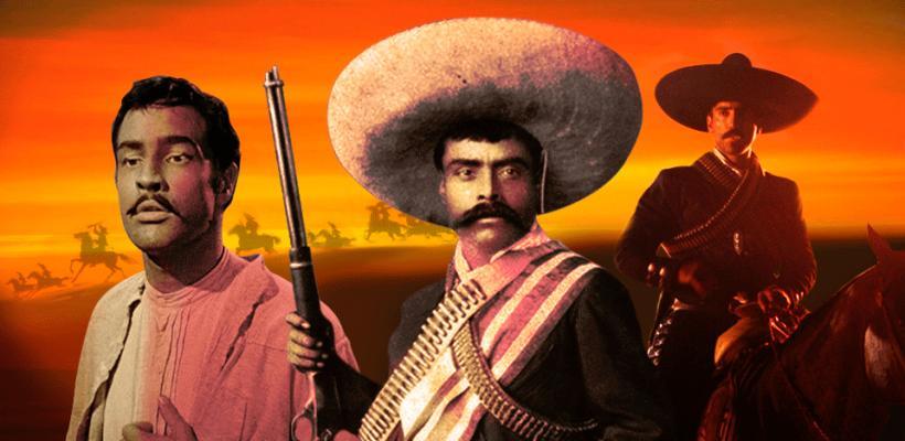 Por los bigotes de la Revolución: Emiliano Zapata en el cine