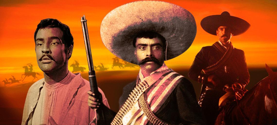 Por Los Bigotes De La Revolución Emiliano Zapata En El Cine Tomatazos