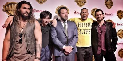 Liga de la Justicia alcanza los $67.2 millones de dólares en taquilla en su estreno en el extranjero