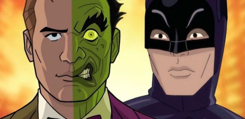 Ahora en Blu-ray: Batman vs Dos Caras