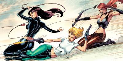 Danger Girl tendrá una adaptación cinematográfica y una serie de televisión