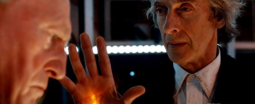 El duodécimo Doctor Who conoce al primero en el especial de navidad