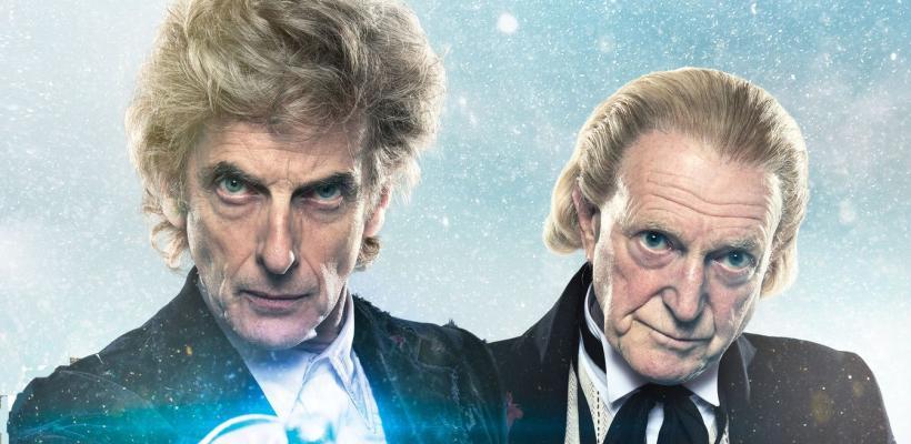 Así será el encuentro entre el primer y el duodécimo Doctor Who