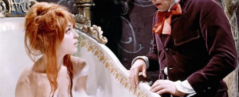 La danza de los vampiros - Tráiler