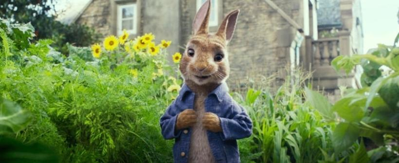 Las Travesuras de Peter Rabbit - Tráiler #2 en Inglés