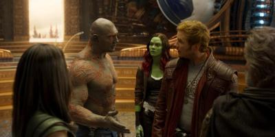 James Gunn lanza en línea el guión de Guardianes de la Galaxia Vol. 2