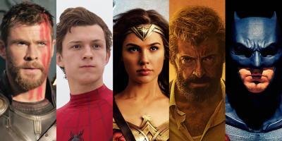 Todas las películas de superhéroes (de la mejor a la peor) de 2017