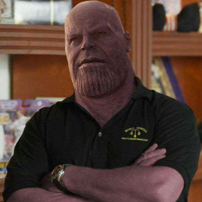 Avengers: Infinity War: fans reaccionan con memes a la nueva