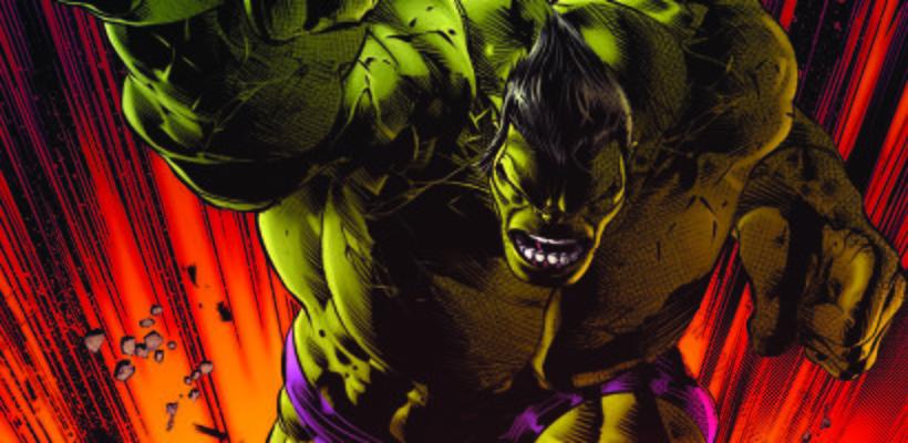 Marvel Cómics anuncia Guerra Mundial Hulk II