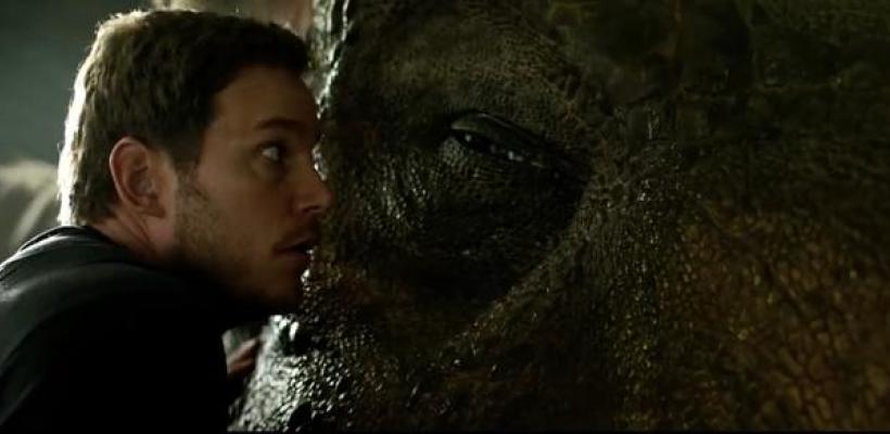 Chris Pratt presenta nuevo avance de Jurassic World: El Reino caído