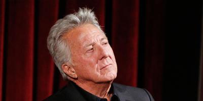 Dustin Hoffman se enfrenta con un presentador por cuestionarlo sobre las acusaciones de acoso sexual