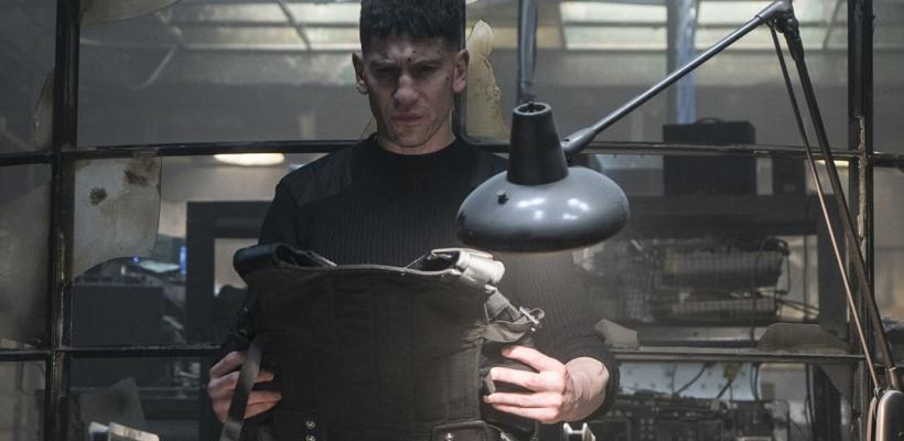 The Punisher: su difícil proceso revelado en un detrás de cámaras