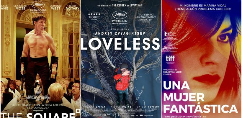 Óscar 2018: estas películas buscan nominación por Mejor película de habla no inglesa