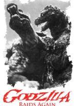 Gigantis, el Monstruo De Fuego