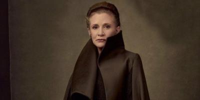 Star Wars: Los Últimos Jedi: Carrie Fisher escribió los diálogos más emocionantes de la General Leia Organa