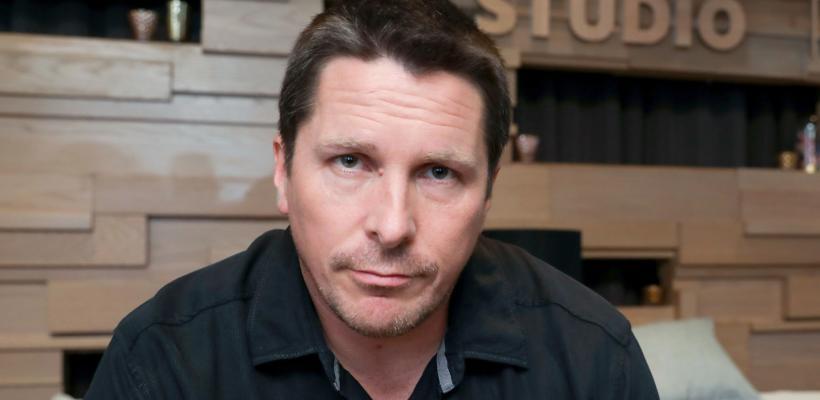 Christian Bale no quiere que los hombres blancos estén a cargo de todo