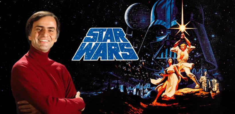 Cuando Carl Sagan molió a punta de argumentos a Star Wars