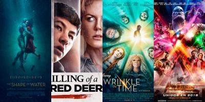 Las 10 películas más esperadas del 2018