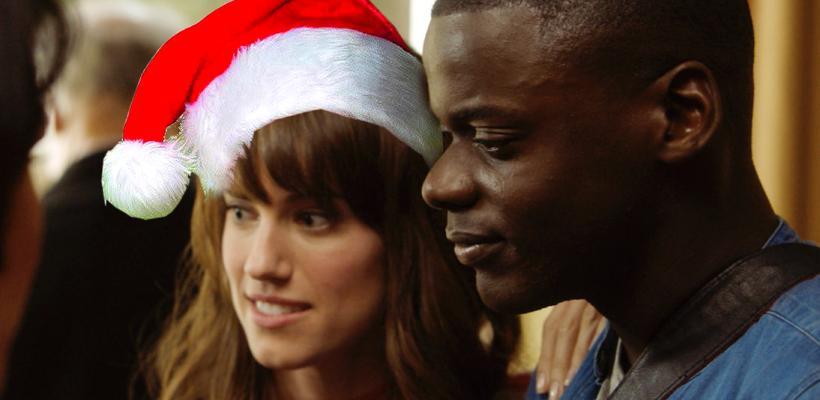 Jordan Peele dice que ¡Huye! es una película navideña