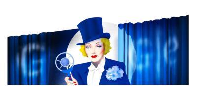 Marlene Dietrich es la imagen del doodle de hoy