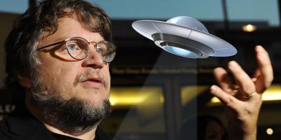 Guillermo del Toro relata su experiencia de cuando vio un OVNI