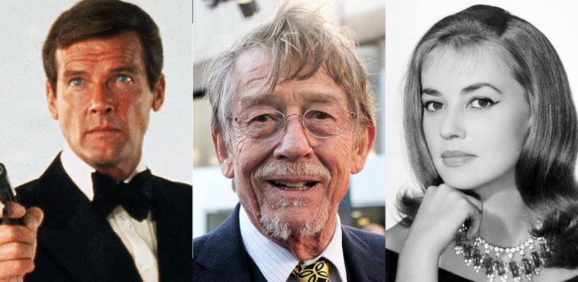 In Memoriam: las figuras del cine que se fueron en 2017