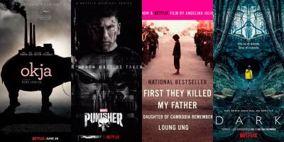 Los mejores estrenos de Netflix en 2017