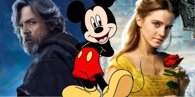 Disney es el estudio más taquillero de 2017