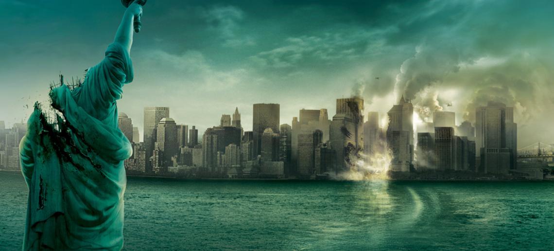 Cloverfield es la primera parte de la saga que cuenta con 3 películas