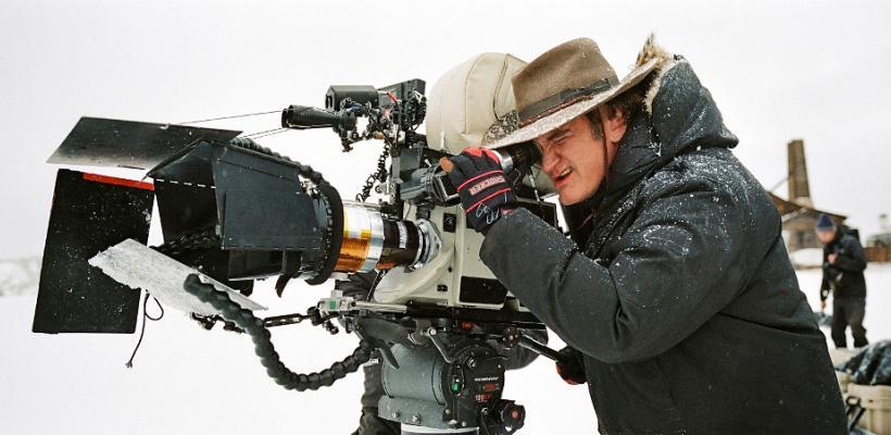 Quentin Tarantino prohíbe los celulares en el set de filmación