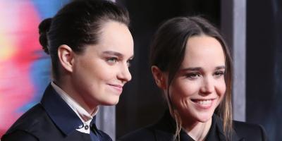 Ellen Page se casa con su novia Emma Portner y lo hace público