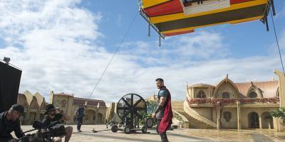 Chris Hemsworth quiere quedarse con Thor más tiempo