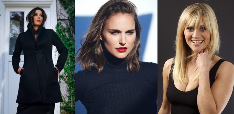#WhyWeWearBlack: Las estrellas de Hollywood se alistan para acudir a los Globos de Oro vestidos de negro