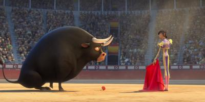Un crítico taurino arremete contra Olé: El Viaje de Ferdinand porque el toro no muere en la plaza