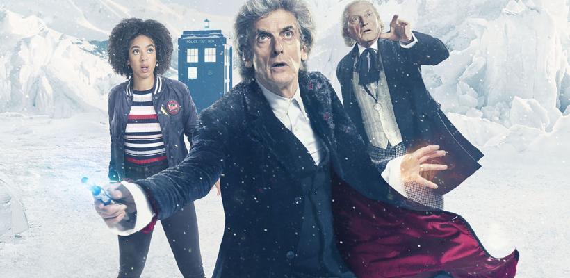 PROMO: Te regalamos pases dobles para la premiere de Doctor Who: Twice Upon a Time