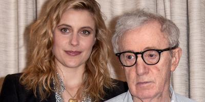 Greta Gerwig, directora de Lady Bird, se arrepiente de haber trabajado con Woody Allen