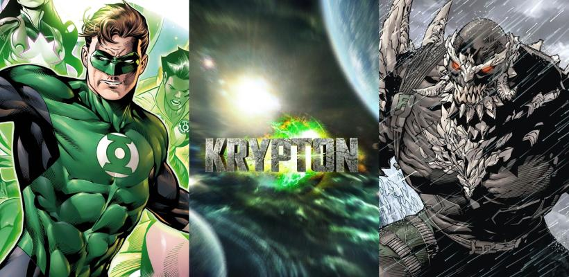 Green Lantern y otros personajes de DC Comics podrían aparecer en la serie Krypton
