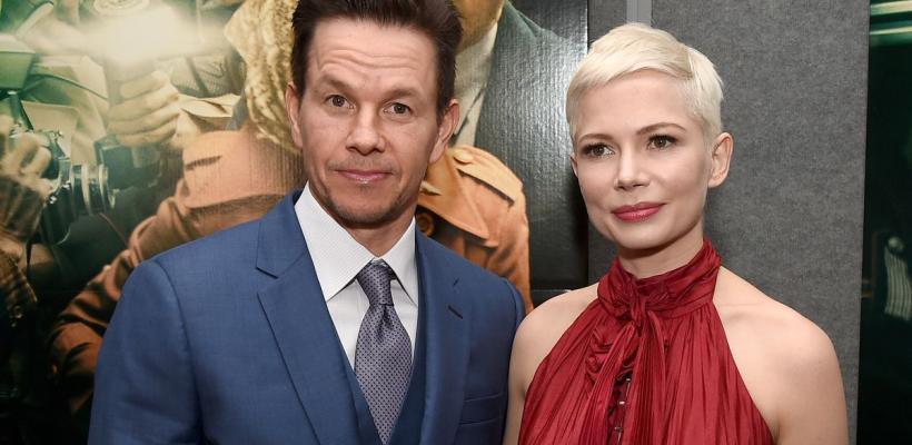Mark Wahlberg se solidariza con Michelle Williams y dona los US$1.5 millones que ganó por Todo el Dinero del Mundo
