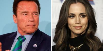 Arnold Schwarzenegger reconoce la valentía de Eliza Dushku al hablar sobre su abuso sexual