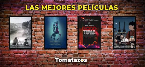 Las películas en cartelera con mejores críticas y calificaciones (16/01/2018)