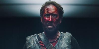 Nicolas Cage deja salir su lado más oscuro en Mandy
