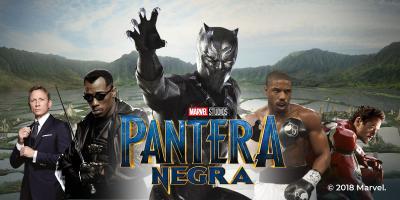 Filmografía esencial para ver Pantera Negra