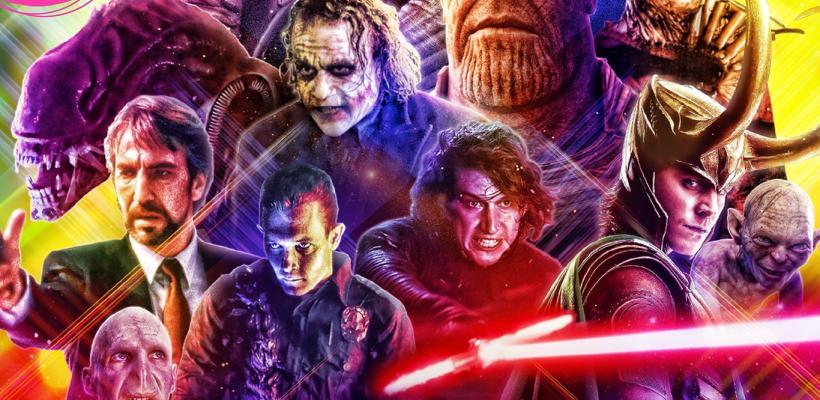 Los mejores villanos del cine según el público