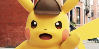 ¡Primeras imágenes del detrás de cámaras de Detective Pikachu!