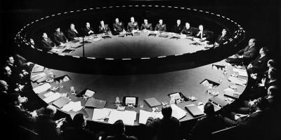 Dr. Insólito o Cómo Aprendí a No Preocuparme y Amar la Bomba, de Stanley Kubrick, ¿qué dijo la crítica de este clásico?