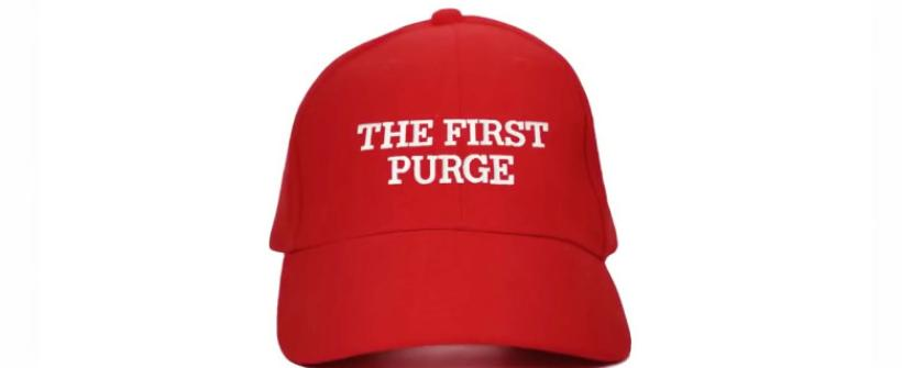 The First Purge - Teaser